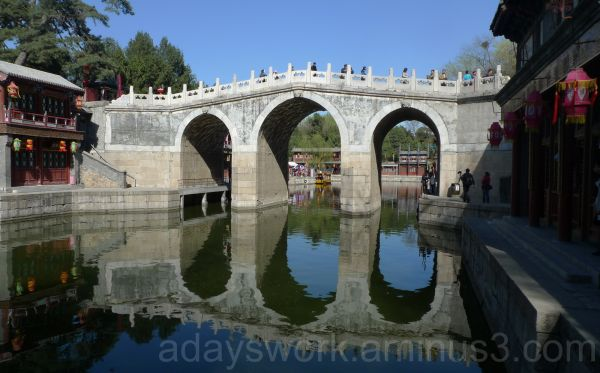 Summer Palace Canal