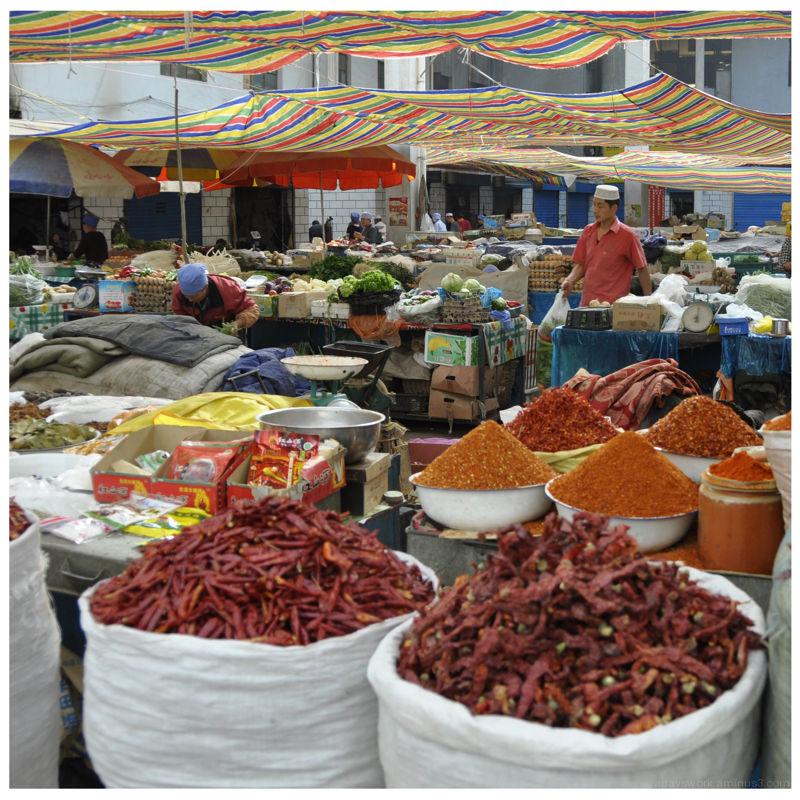 Wuzhong Spice Market