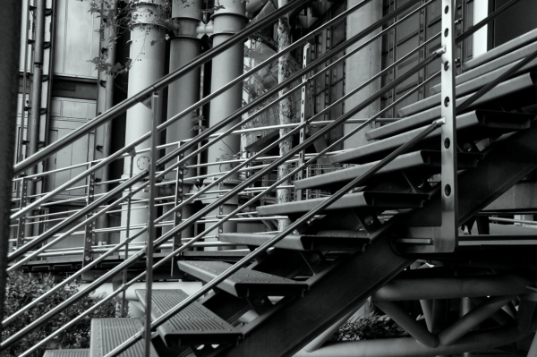 Silver Stairs