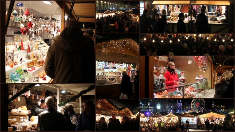 Edinburgh German Christmas Market