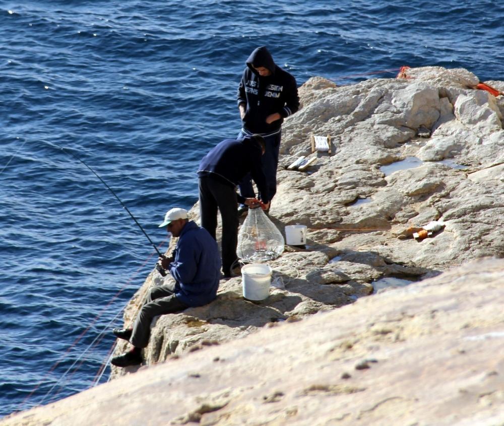 Fishing Malta