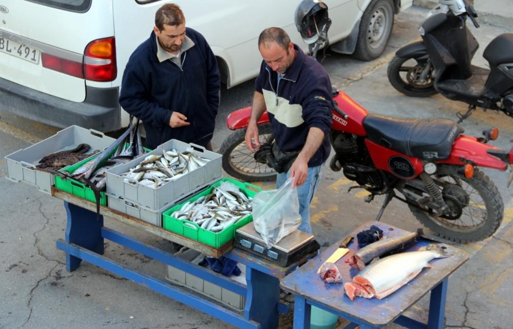 Fishing Market in Gozo, Malta