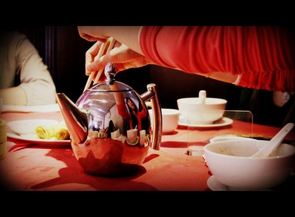 Dim Sum Tea