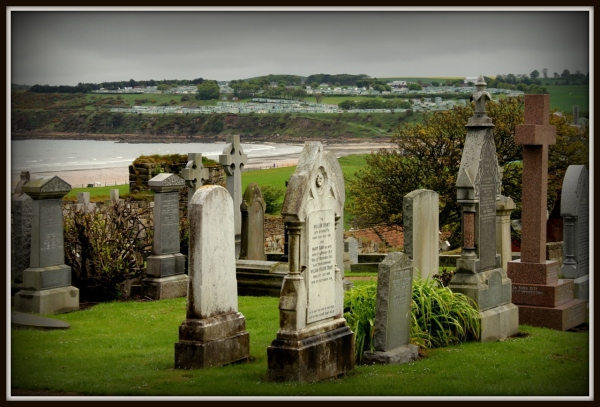 St. Andrews Cathedral Grave Yard