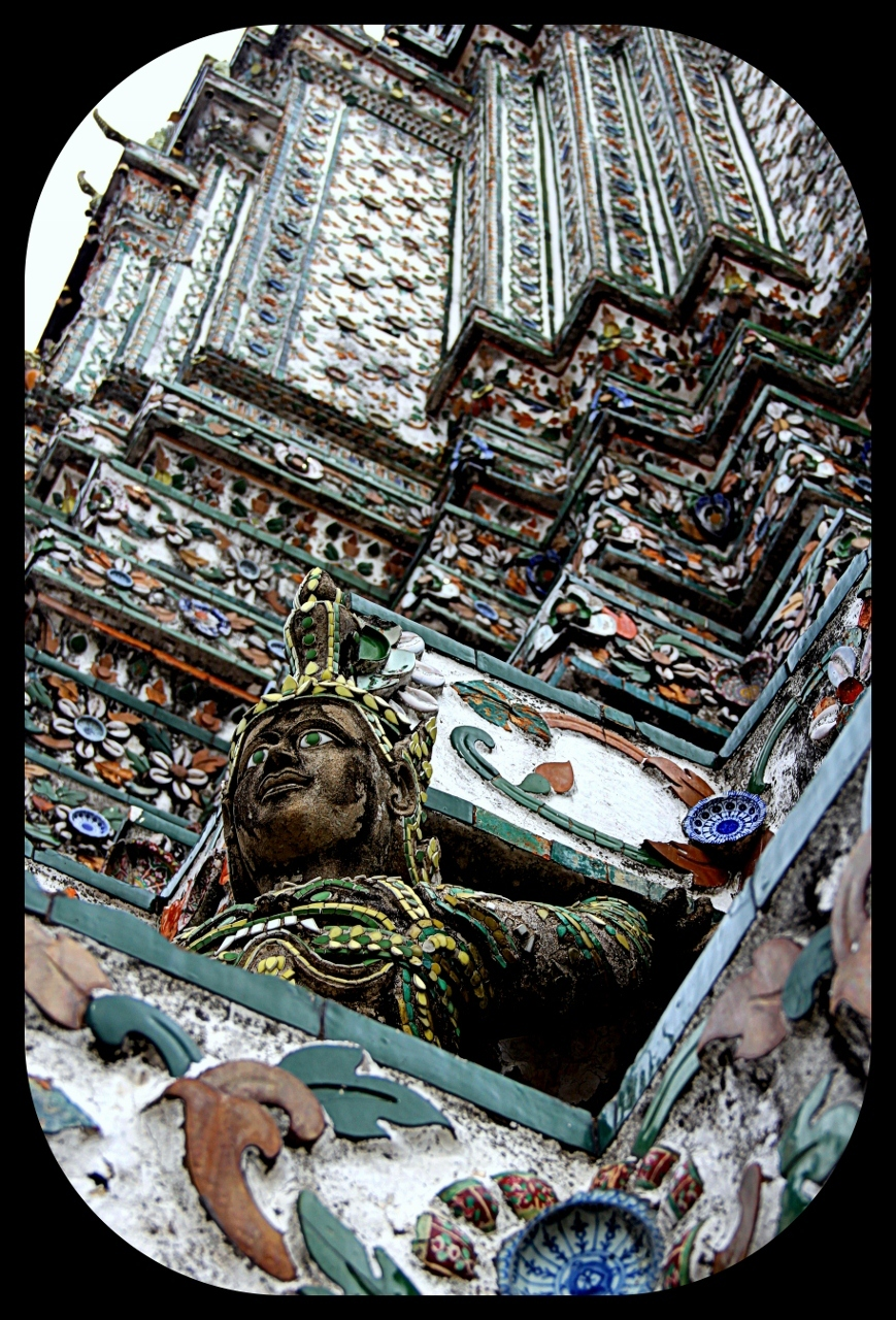 Wat Arun, Temple of Dawn, Bangkok