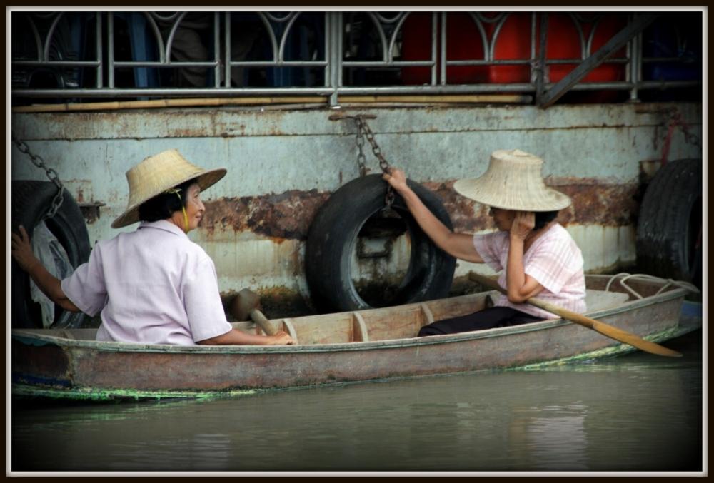 Bangkok, Canals of Thonburi