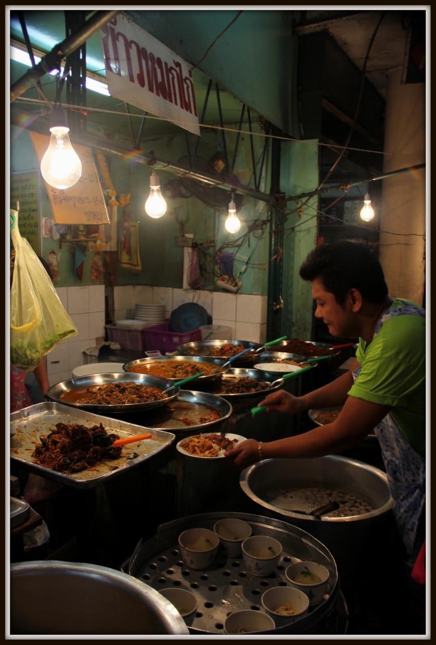 Bangkok, Market