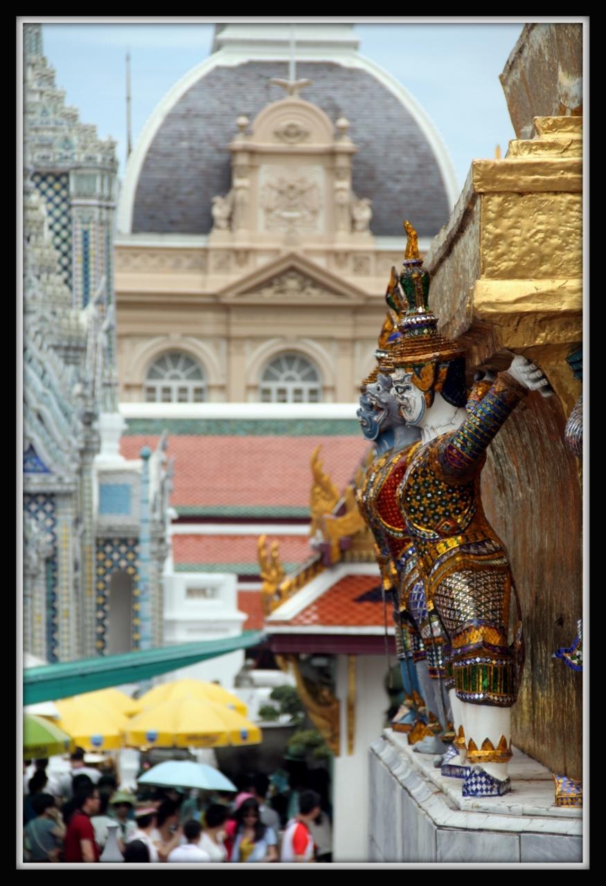Bangkok, Royal Temple