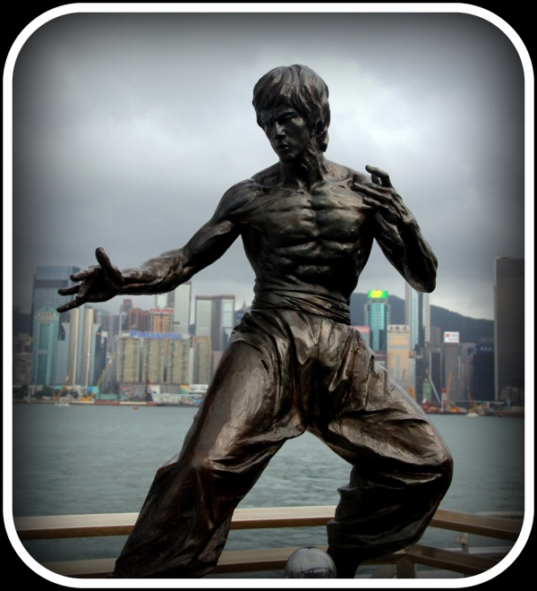 Avenue of Stars Hong Kong Bruce Lee's Statue