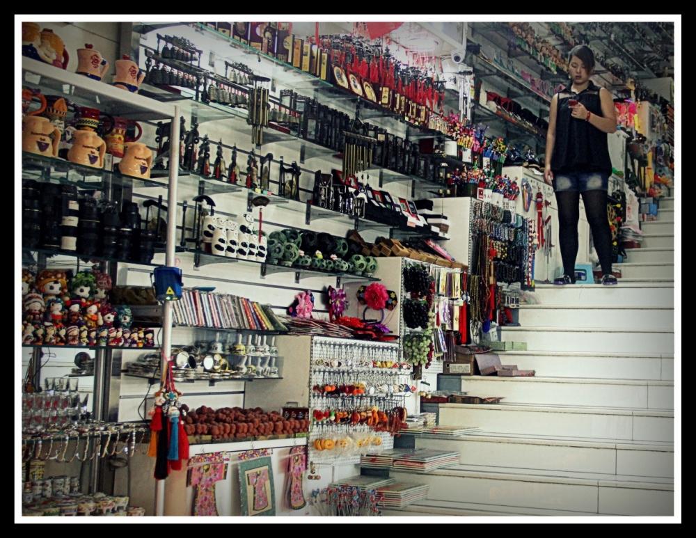 Silk Market, Beijing