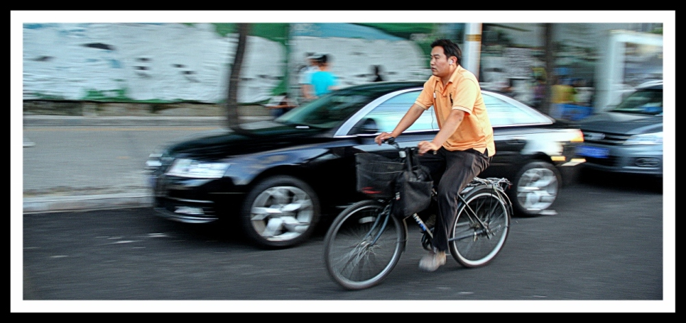 Beijing Streets, The Infamous Bike