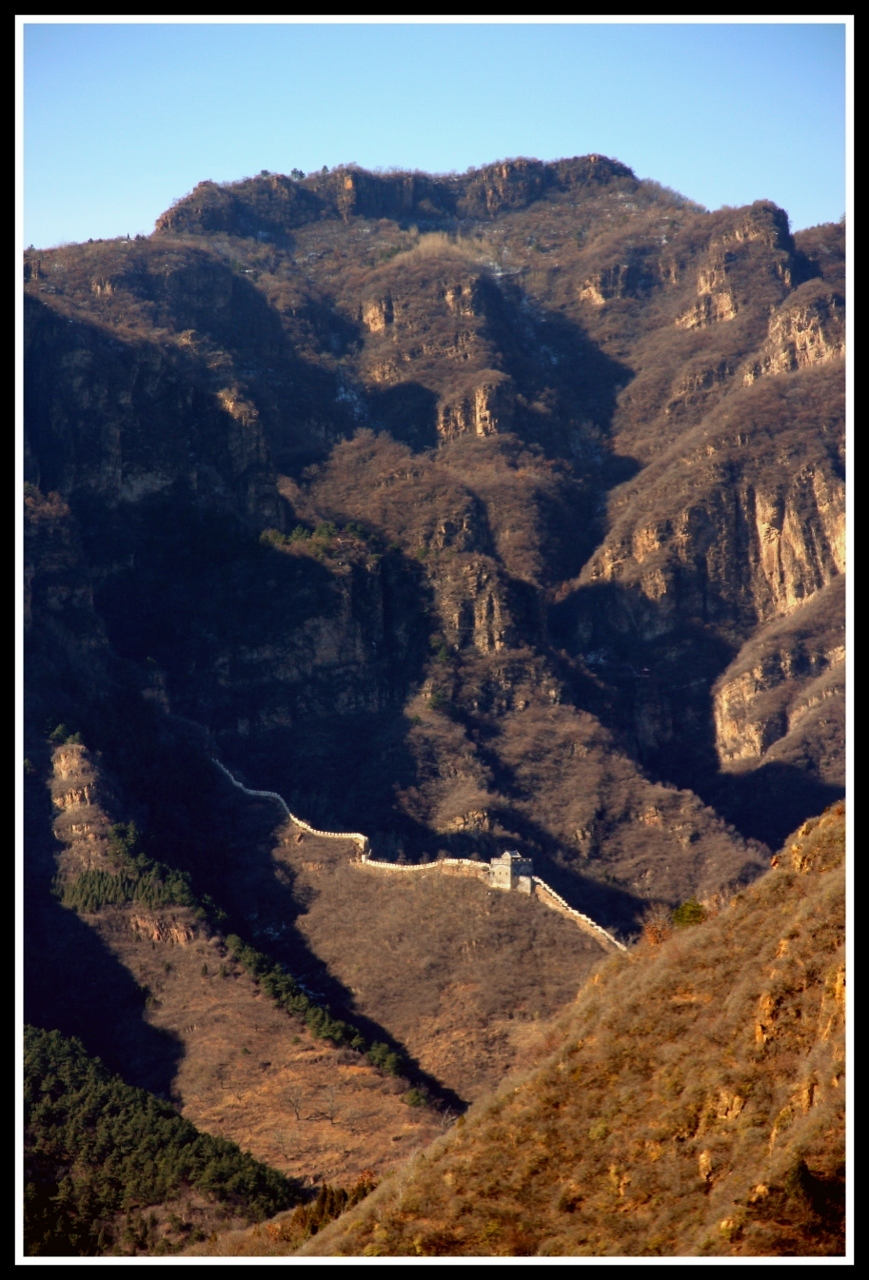 The Tianjin Great Wall, China