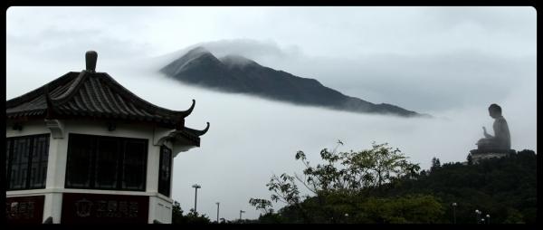 Big Buddha Hong Kong, Lantau island