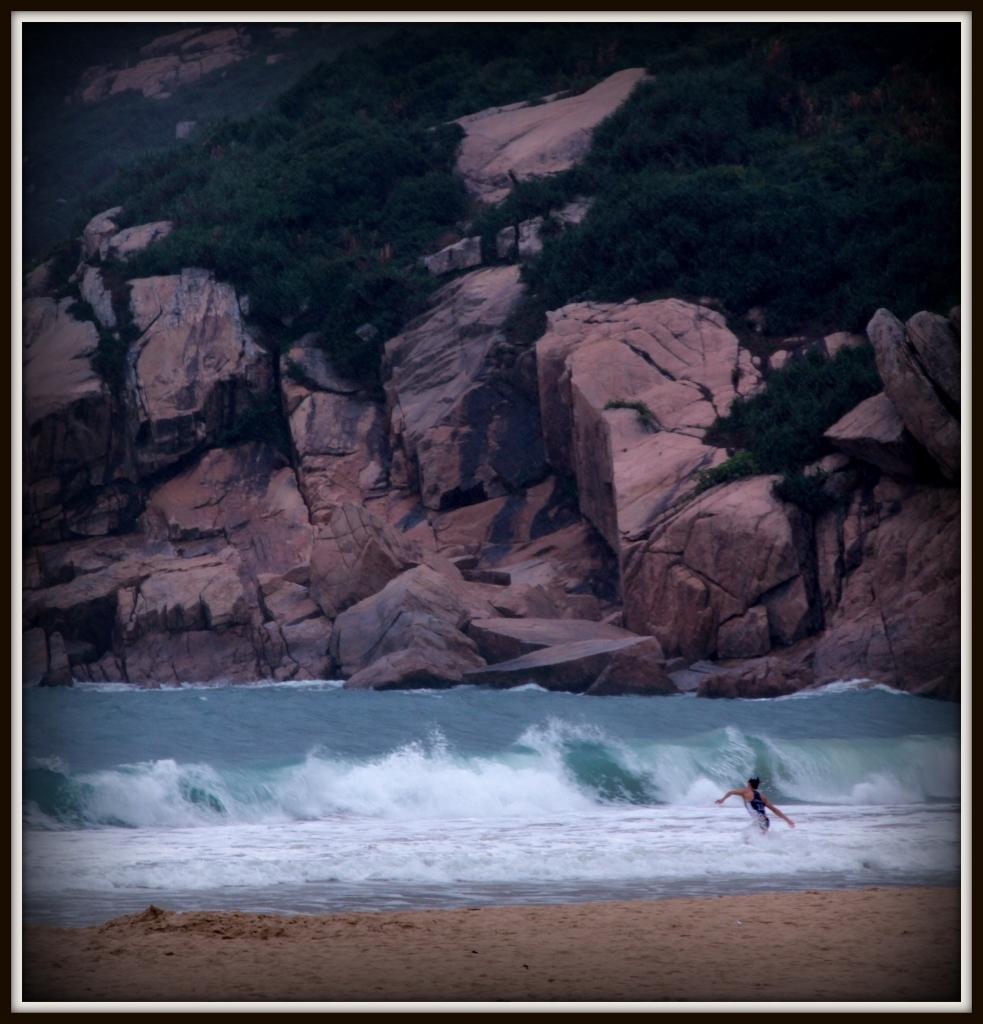 Shek O Beach Hong Kong