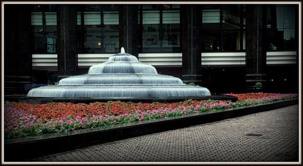 Fountain, Hong Kong