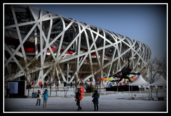 The Birds Nest, Beijing China