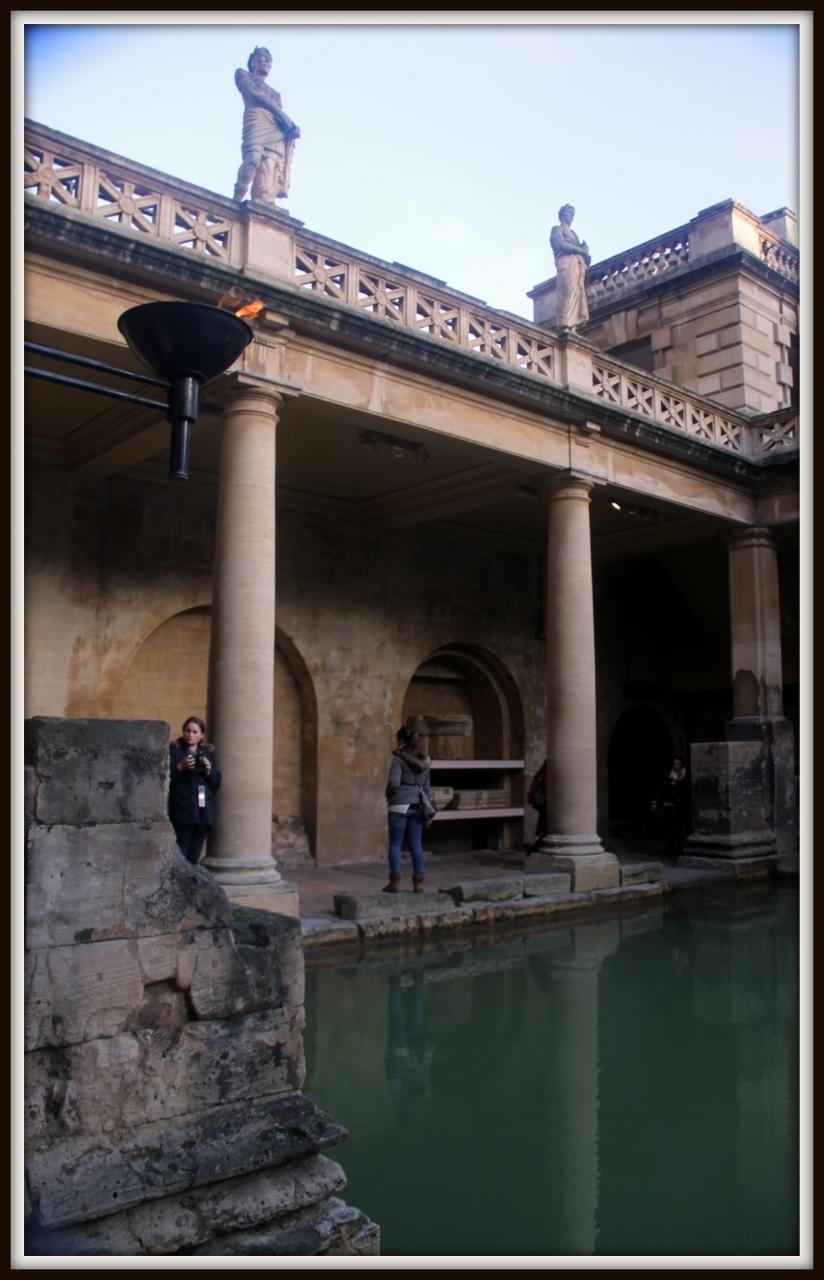 Roman Baths, Bath UK