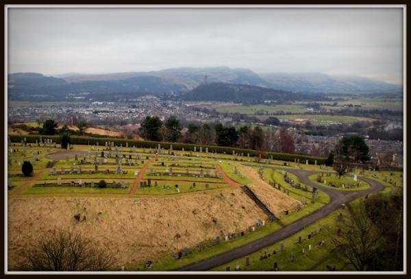 Stirling, Scotland UK