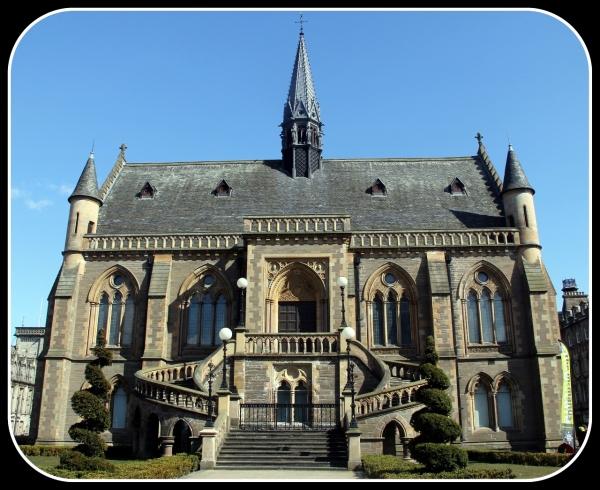 Art Museum, Dundee Scotland