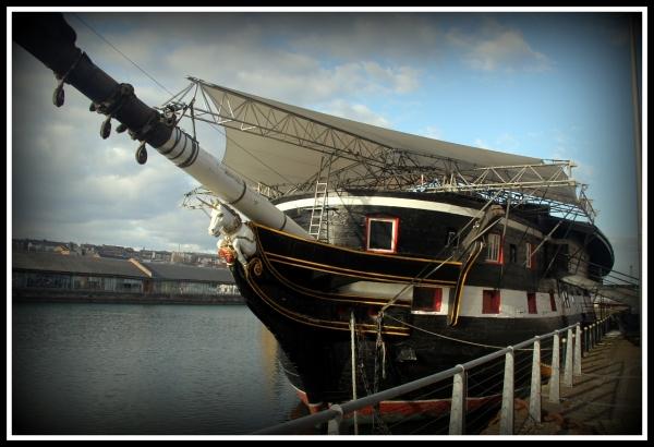 The Unicorn, Dundee Scotland