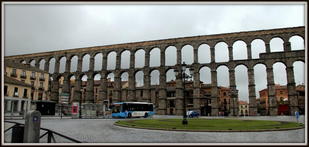 Segovia, Spain Roman Aqueduct