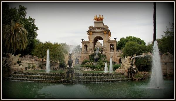 Park Ciutadella Barcelona, Spain
