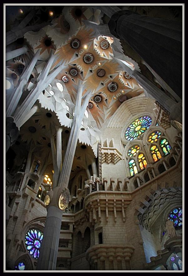 Sagrada Família Barcelona, Spain
