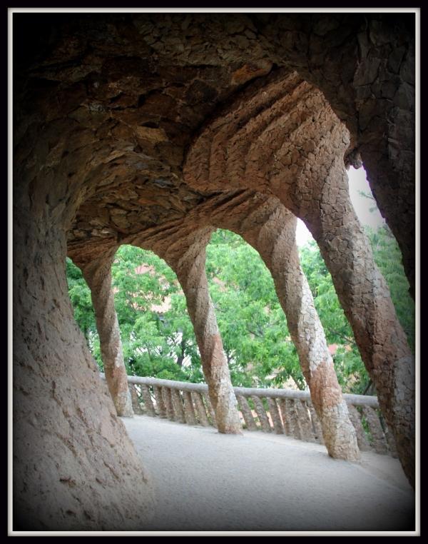 Park Güell, Barcelona Spain