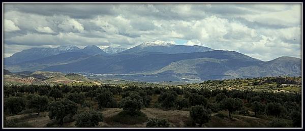 Madrid to Granada