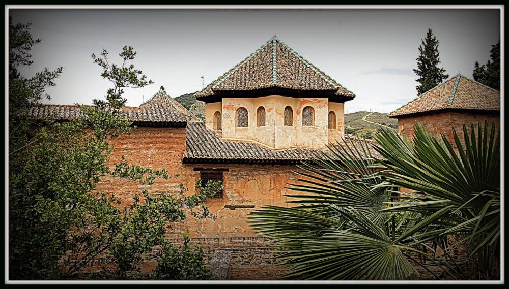 Alhambra, Granada Spain