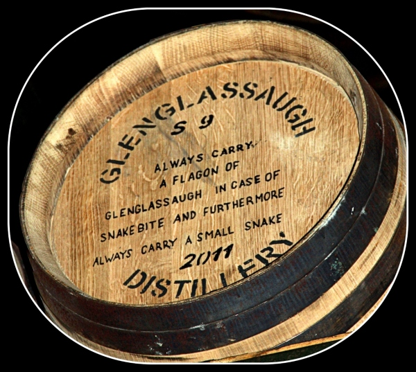 Glenglassaugh Distillery, Scotland