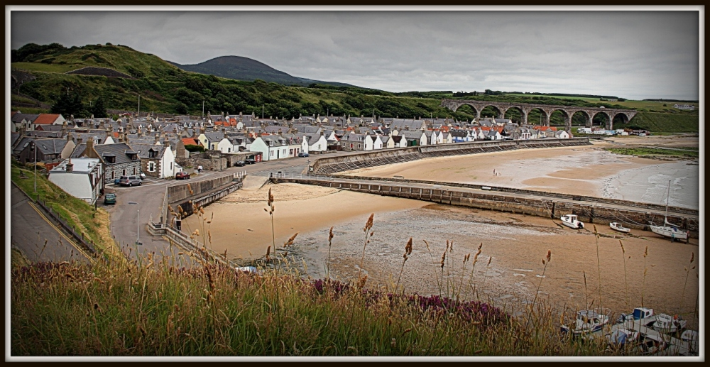 Town of Cullen, Scotland