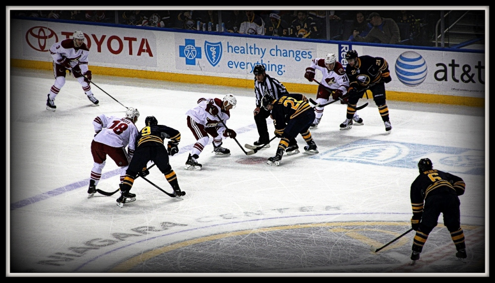Hockey in Buffalo New York