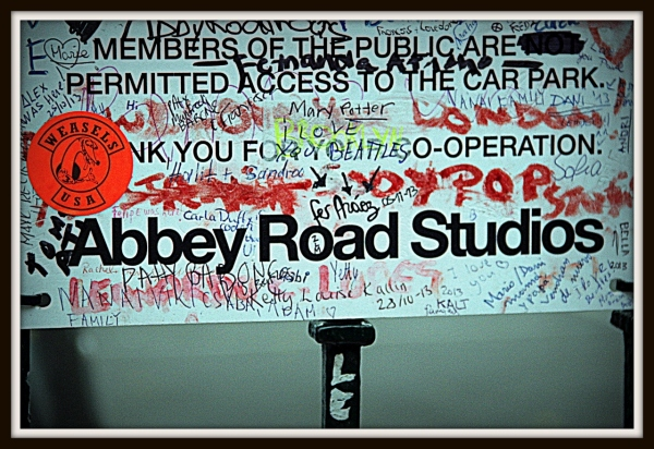 Abby Road London UK