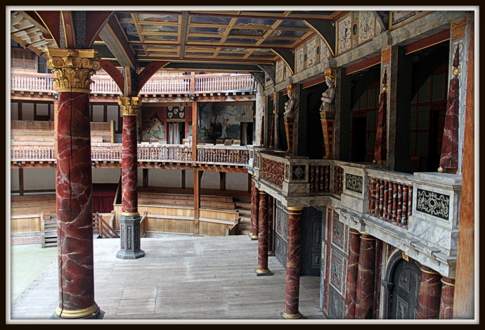 Globe Theater London UK