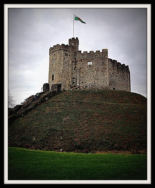 Cardiff Castle, Cardiff Wales