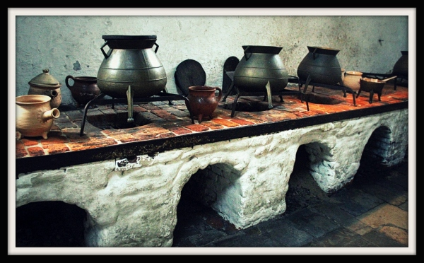 The Kitchens of Henry VIII Hampton Court