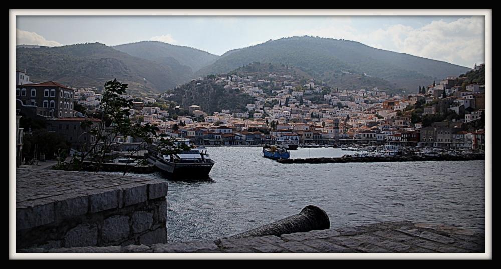 The Island of Hydra, Greece
