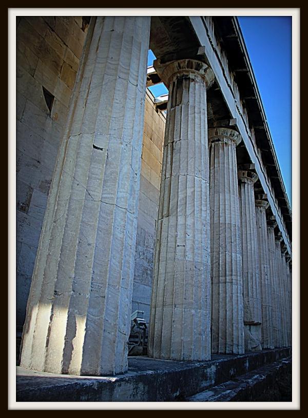 The Agora Athens, Greece