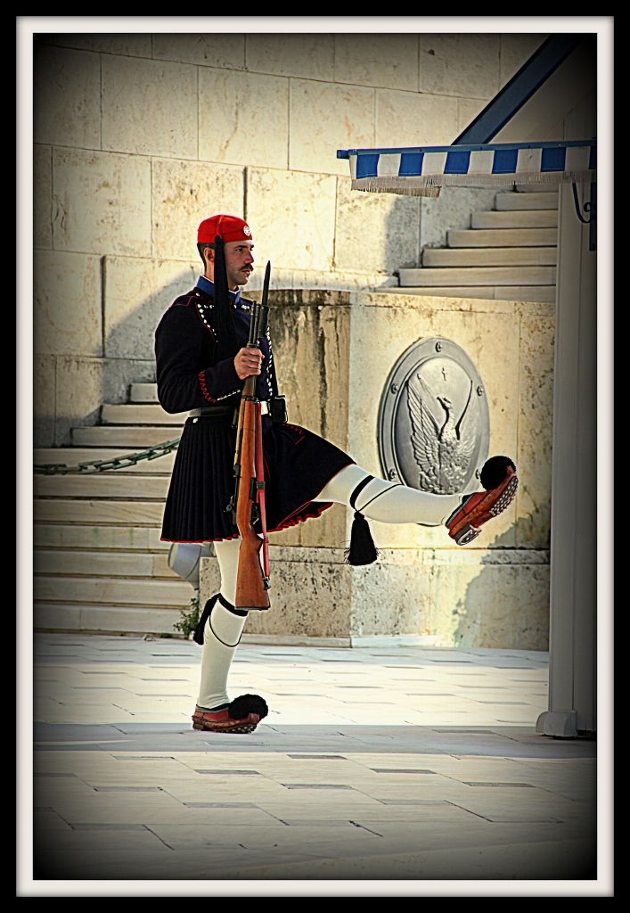 Changing of the Guard Athens, Greece
