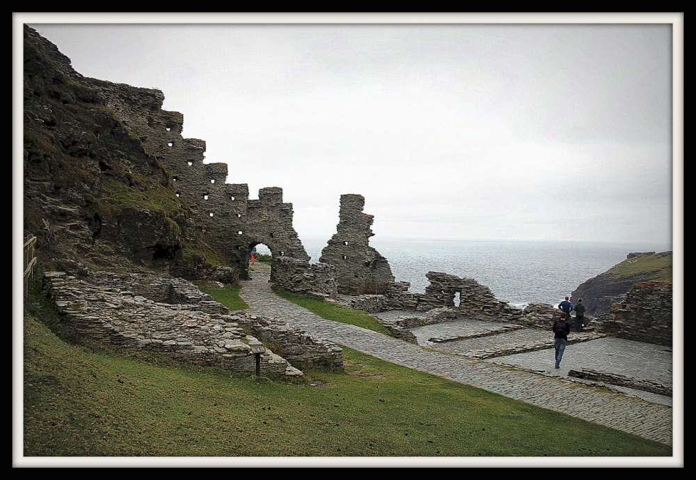 Tintagel,  UK