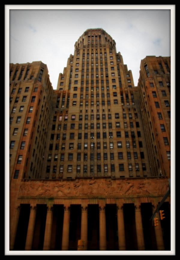 Buffalo New York Town Hall