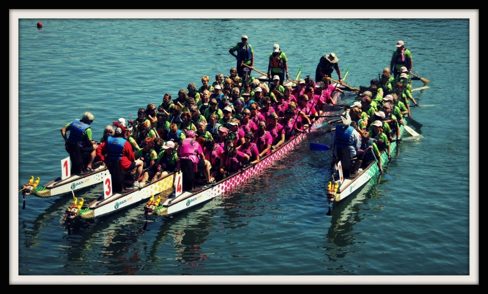Buffalo Dragon Boat Races