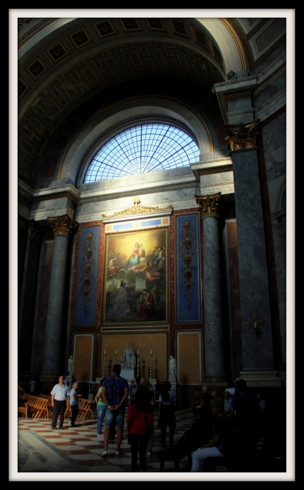 The Primatial Basilica of the Blessed Virgin Mary