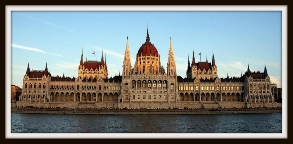 Hungarian Parliament Budapest, Hungary