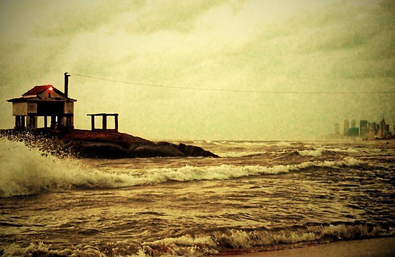 colombo beachside