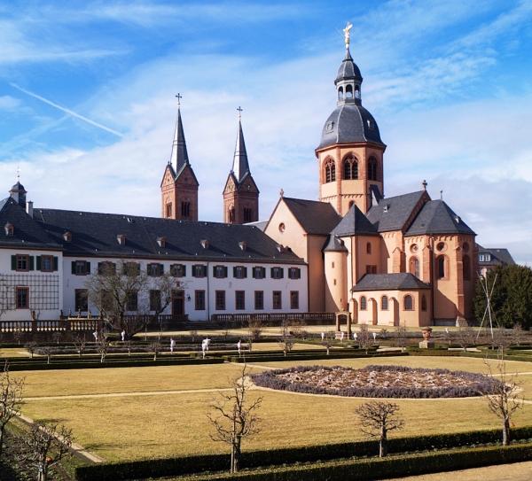 abbey & basilica