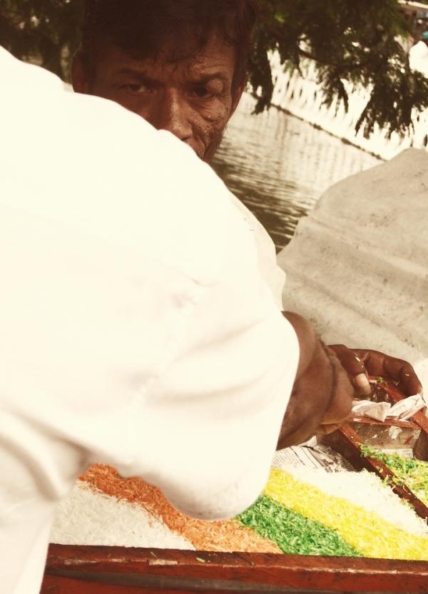 a street vendor pt. ii - one for me!