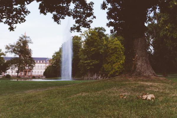 garden & castle
