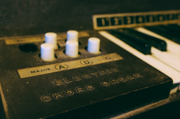 in the studio iv: worn out instrument